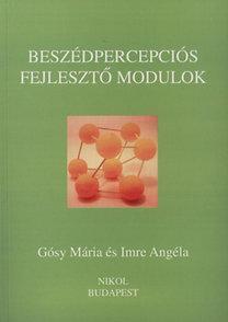 Dr. Gósy Mária, Imre Angéla: Beszédpercepciós fejlesztő modulok