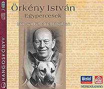 Örkény István: Egypercesek - Hangoskönyv