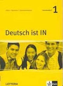 Dikova, Mavrodieva: Deutsch ist IN 1 - Lehrerhandbuch (tanári kézikönyv)