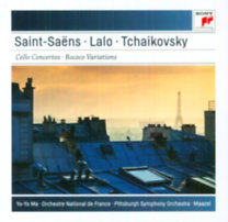 Yo-Yo Ma: Saint-Saëns: Cello Concerto No. 1 & Lalo: Cello Concerto - CD