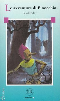 """Carlo Collodi: Le Avventure Di Pinocchio (Easy Readers """"B"""")"""