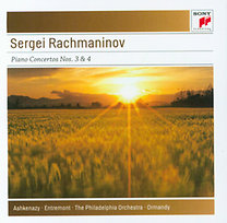 Vladimir Ashkenazy: Rachmaninov: Piano Concertos Nos. 3 & 4