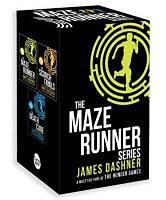 Dashner, James: The  Maze Runner Classic Box Set