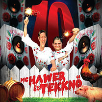 MC Hawer és Tekknő: 10.