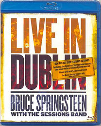Bruce Springsteen: Live In Dublin (Blu-ray)
