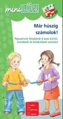 Török Ágnes (szerk.): Már húszig számolok! - Fejszámoló feladatok 6 éves kortól - LDI-207