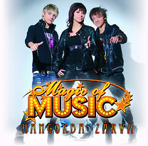 Magic Of Music: Hangokba zárva