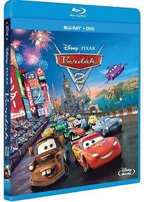 Verdák 2. (Blu-ray+DVD)