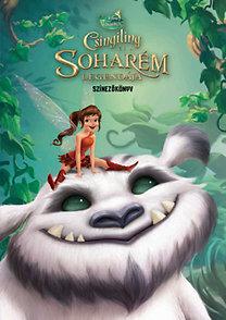 Disney - Csingiling és a Soharém legendája - Színezőkönyv - D038SZ