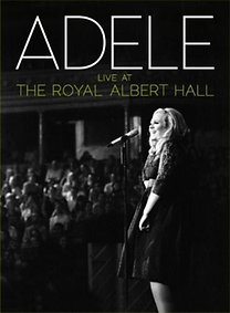 Adele: Live At The Royal Albert Hall (DVD+CD)
