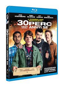 30 perc vagy annyi se (Blu-ray)