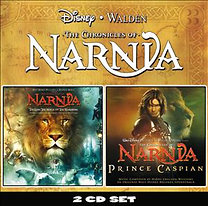 Filmzene: The Chronicles of Narnia: The Lion, The Witch & The Wardrobe / Prince Caspian Original Soundtrack