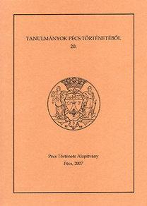 Kaposi Zoltán, Vonyó József (szerk.): Tanulmányok Pécs történetéből 20.