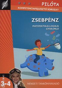Szabó Ottilia: Zsebpénz - Matematikai-logikai gyakorló