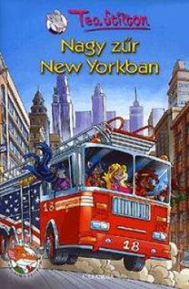 Tea Stilton: Nagy zűr New Yorkban
