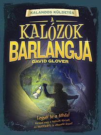 David Glover: Kalandos küldetés - A kalózok barlangja
