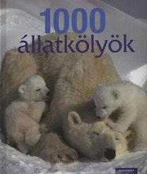 1000 állatkölyök
