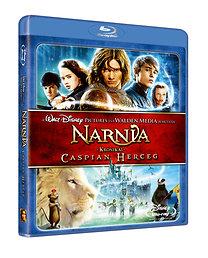 Narnia Krónikái - Caspian herceg (Blu-ray)