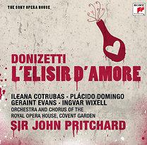Donizetti: L'elisir d'amore (Sony Masterworks)
