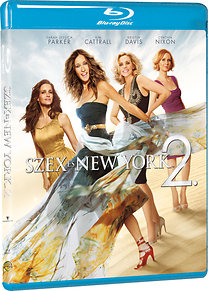 Szex és New York 2. (Blu-ray+DVD Combo Pack)