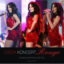 Zsédenyi Adrienn: Rouge koncert 2009 Aréna