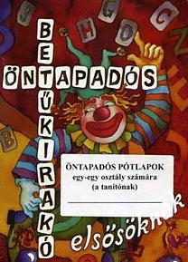 Romankovics András: ÖNTAPADÓS BETŰKIRAKÓ elsősöknek RO-0006