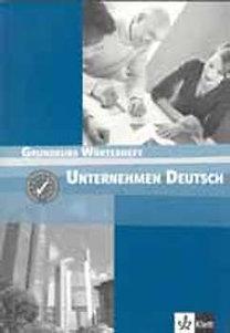 Unternehmen Deutsch Grundkurs Wörterheft - Szójegyzék