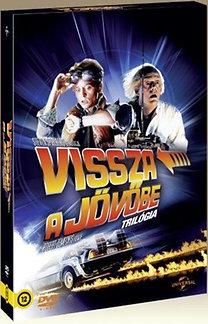 Vissza a Jövőbe Trilógia - DVD