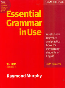 Raymond Murphy: Essential grammar in use - with Answ. -New edition