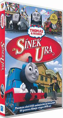 Thomas: A sínek ura
