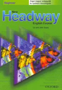 John Soars, Liz Soars: New Headway - Beginner - Angol-magyar szójegyzék és nyelvtani összefoglaló