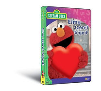 Szezám utca - Elmo szeret téged!