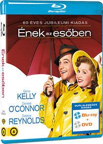 Ének az esőben - gyűjtői kiadás (Blu-ray+DVD)