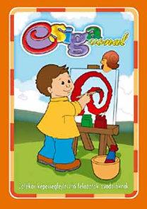 Csukásné Bernáth Krisztina (szerk.): Csigavonal - Játékos készségfejlesztő feladatok óvodásoknak