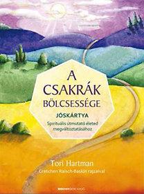 Tori Hartman: A csakrák bölcsessége - jóskártyával - Díszdobozban
