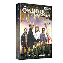 BBC Őslények kalandorai 1. évad díszdoboz (2 DVD)