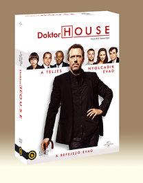 Doktor House - 8. évad