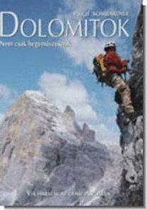 Pascal Sombardier: Dolomitok - Nem csak hegymászóknak