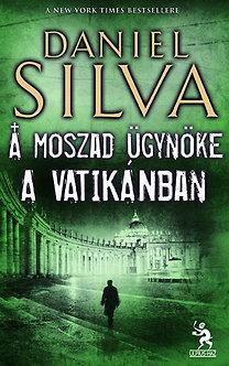 Daniel Silva: A Moszad ügynöke a Vatikánban - A Hírvivő új kiadása
