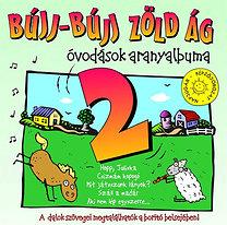 Válogatás: Bújj-bújj zöld ág 2. (CD)