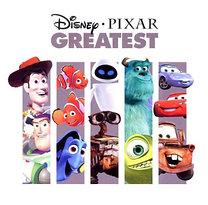 Válogatás: Disney Pixar Greatest