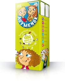 Agymenők - 9-10 éves gyerekeknek, 1000 kérdés és válasz