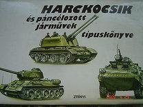 Zrínyi Katonai Kiadó: Harckocsik és páncélozott járművek típuskönyve
