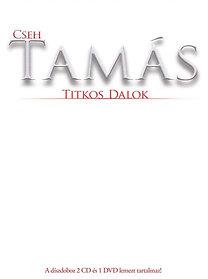 Cseh Tamás: Titkos dalok díszdoboz (2CD+DVD)