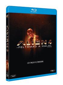 Alien 4. - Feltámad a halál (Blu-ray)