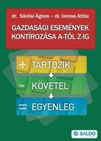 Veress Attila, Siklósi Ágnes: Gazdasági események kontírozása A-tól Z-ig