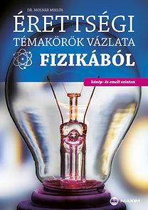 Dr. Molnár Miklós: Érettségi témakörök vázlata fizikából