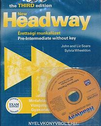 John Soars, Liz Soars: New Headway Pre-Int 3Rd Ed. WB - Érettségi Munkafüzet - OX-4714556