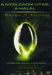 Alien -  A nyolcadik utas: A halál - Extra változat