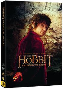 A Hobbit - Váratlan utazás - Duplalemezes extra változat (Lentikuláris kiadás)
